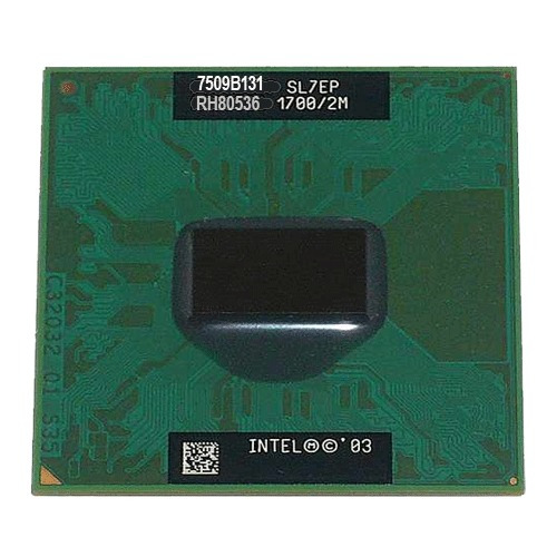 Processador 1.70ghz Intel Pentium-m 400mhz 2m Sl7ep Rh80536
