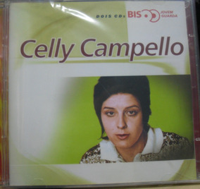 Cd Celly Campello - 28 Canções Duplo Original Mpb Rock Pop