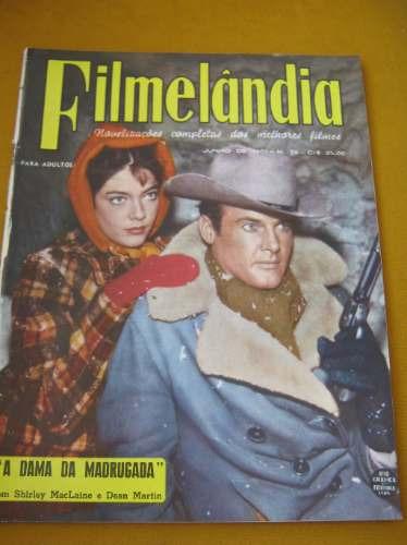Filmelandia 1961 Elvis + Dean Martin + Shirley Mc Laine