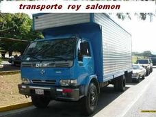 Transporte Camiones Mudanza Fletes Caracas El Vigia Merida