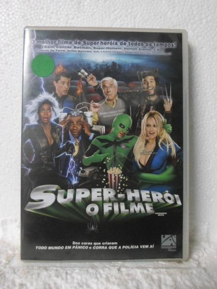 Dvd Super Heroi - O Filme - Original