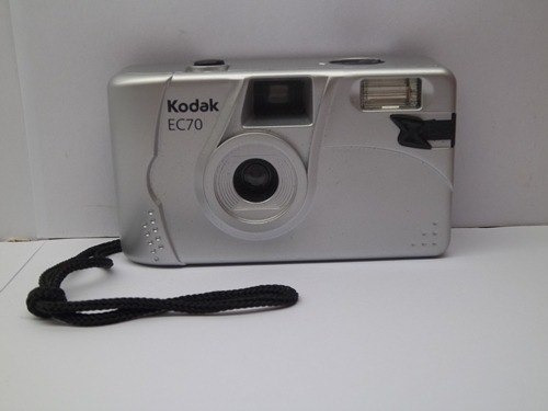 Câmera Fotográfica Analógica Kodak Ec70- 35,00mm