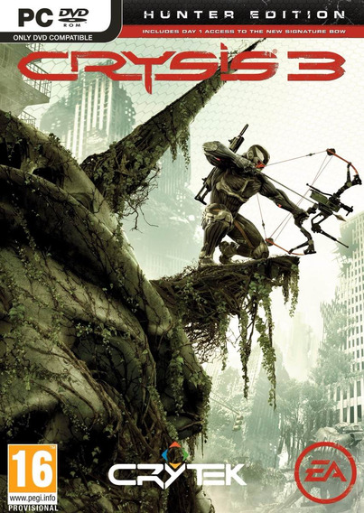 Crysis 3 Key Origin