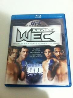 Ufc Blu Ray Best Of Wec Zerado !! Uriah Faber Mma Jiu Jitsu