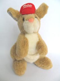 Canguru Brinquedo Boneco Antido De Pelúcia Coleção