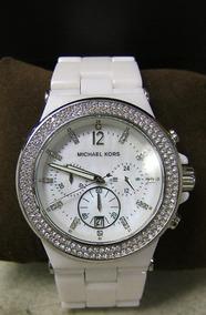 e1d9397aa Relógio Michael Kors Mk5391 Pulseira Ceramica - Relógios De Pulso no ...