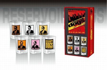 Reservoir Dogs [ Cães De Aluguel ] Collector Pack Glass Shot