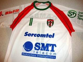 Camisa Oficial Do Cambe Futsal - Parana