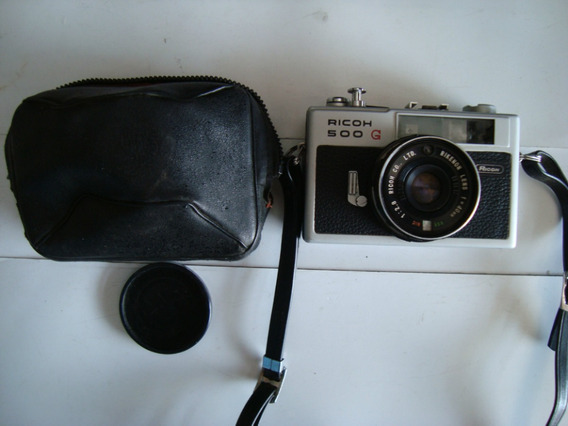 Câmera Fotográfica Ricoh 500g