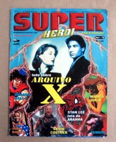 Super Herói / # 1 / Arquivo X / Frete À Cobrar