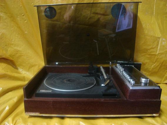 Conjto De Som Philips 06ah-895 - T.disco+radio+amplif. 4 Fxs