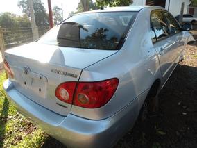 Corolla Xli 1.6, Sucata Em Peças, Cambio Automatico, Motor,