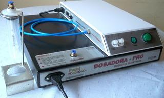 Dosador Pro Aplicador Resina Plastisol Caneta Chaveiro Brbom