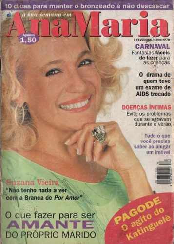 Ana Maria 1998 Suzana Vieira Katinguelê Ivete Sangalo