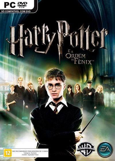 Game Pc Harry Potter E A Ordem Da Fenix