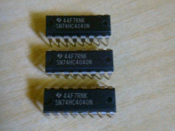 Ci Sn74hc4040n