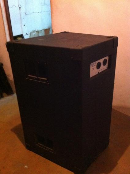 Pa 4 Subs Sb 850 Caixas Project Box Completas - Grande Porte