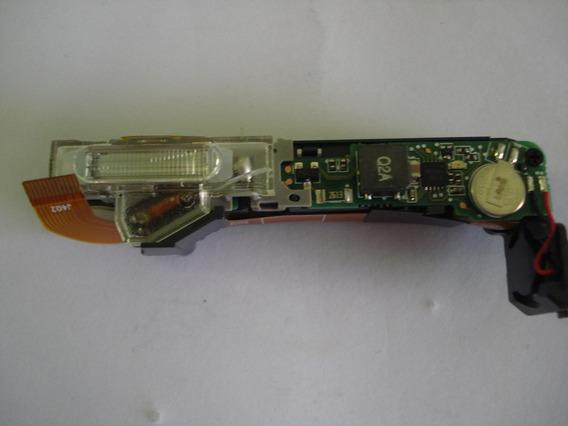 Placa Do Flash Dsc-w310
