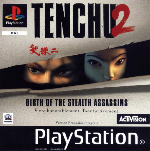 Patch Tenchu 2 Ps1 / Ps2