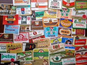 50 Rótulos De Cerveja Dos Antigos Países Comunistas