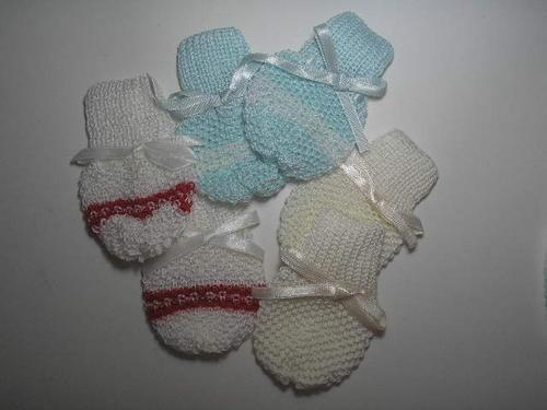 Três Lindas Luvinhas Para O Bebê - Linha