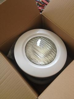 2 Lampara Reflector 300w + 2 Transformadores 300w Alberca
