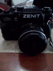 Conjunto Máquina Zenit 122k, Objetiva