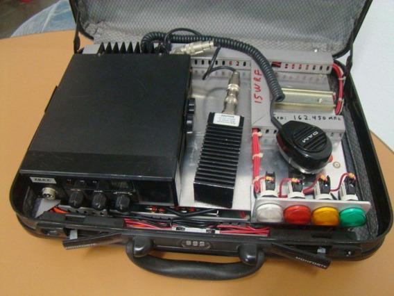 Controle Remoto De Alarmes E Máquinas Via Radio E Celular