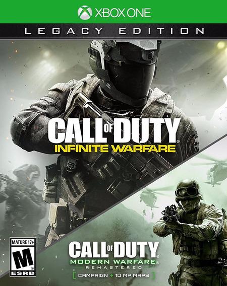 Call Of Duty Infinite Warfare Leg.edt. - Xbox One