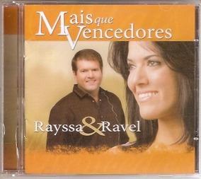 Cd Rayssa E Ravel - Mais Que Vencedores - Novo***