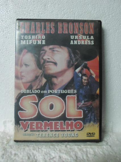 Dvd Sol Vermelho - Original