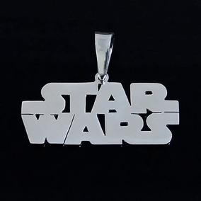 Pingente De Prata Star Wars