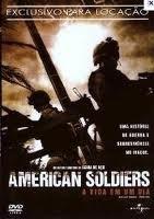 Dvd Original Do Filme American Soldiers - A Vida Em Um Dia