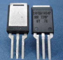 05 Transistor Mosfet Irfba1404 -p/ Modulos Banda E Classe D