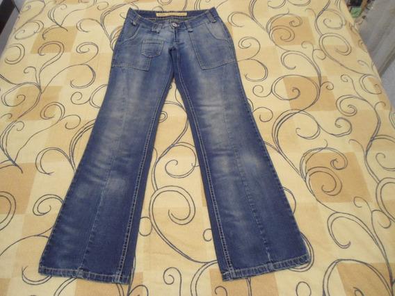 Calça Jeans Casual Mob Tamanho 40 Otimo Estado