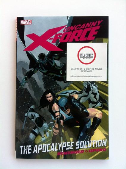 Uncanny X-force Vol. 1 Tpb (2011) The Apocalypse Solution