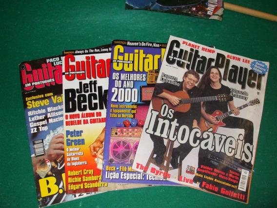 Revistas Guitar Player Valor Todas