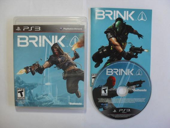 Brink - Playstation 3 Americano Completo