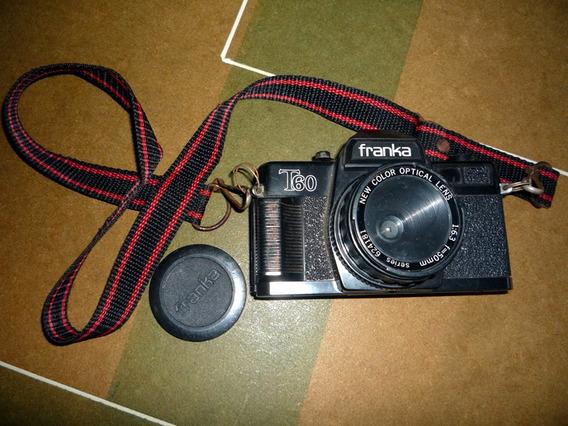 Câmera Analógica Franka T60