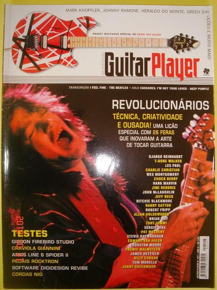 Guitar Player 03/2005 N.107/ Revolucionários Da Guitarra