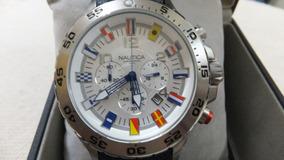 Relógio Nautica Bandeiras N16530g