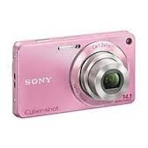 Cameria Digital Sony W350 Leve Avaria