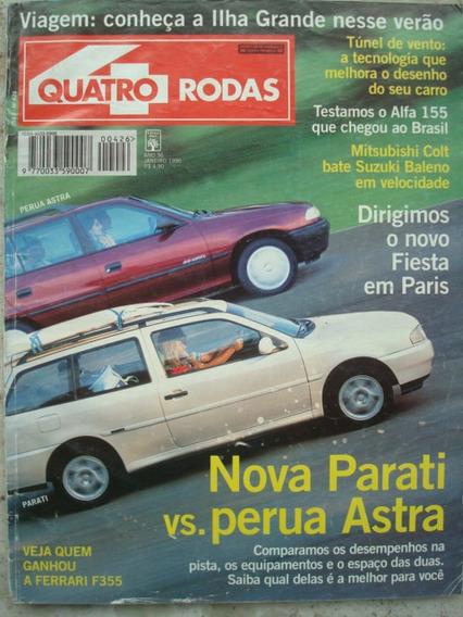 4 Rodas No. 426 Janeiro De 1996