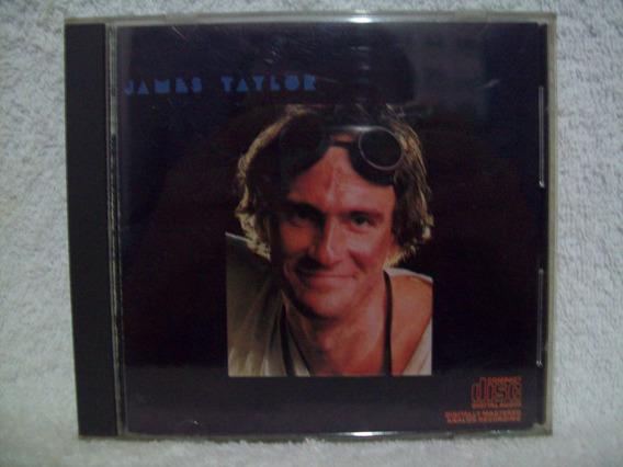 Cd Original James Taylor- Dad Loves His Work- Cd Importado