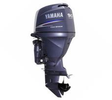 Moto De Popa Yamaha 90hp 4t