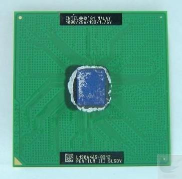 Processador Intel Pentium 3 1.0 Ghz 133 Mhz Fsb Socket 370