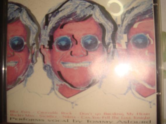 Cd Original - Tribute A Elton John