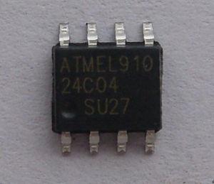 Memoria Eprom Soic 8 24c04 - 3 Unidades