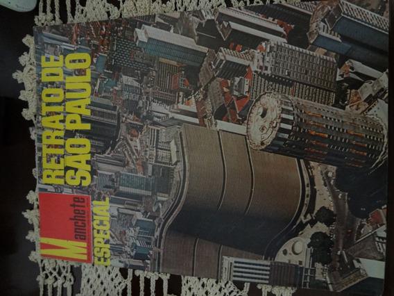 Revista Manchete Retrato De São Paulo Em 1970