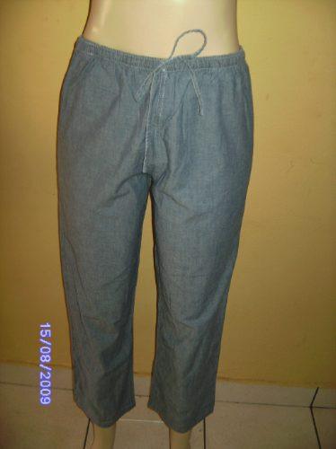 Ca014 - Brecho Calça Jeans Sjbay Manequim P